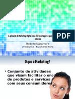 IEPAS Congresso - Palestra Redes Sociais