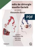 Compendiu de Chirurgie OMF Prof Bucur Vol II