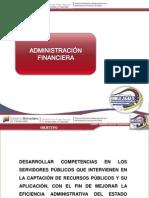 Curso Administración Financiera Digemafe 050515