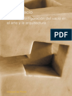 Prada, Manuel de - Arte y Vacío. Sobre La Configuración Del Vacío en El Arte y La Arquitectura-1