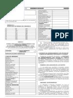 Formulario Único de Arrendamiento con opción de compra de inmueble destinado a vivienda - FUAO