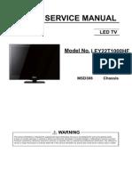 Service Manual - DH1Q00M0600