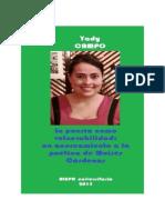 Yady Campo Escribe Sobre Duerme Sulam de Cárdenas