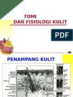 1.Anatomi Dan Fisiologi Kulit Efloresensi