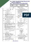 Ssc Tier II Math Solution Paper 1