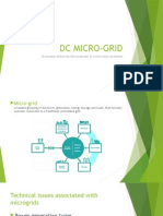 Dc Micro-grid Final