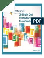 2014 Survey Saas