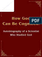 How God Can Be Cognized