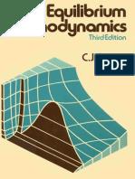 Adkins - Equilibrium Thermodynamics
