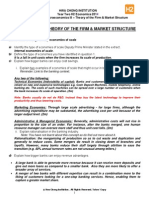 Tutorial 23 - Market Structure 2014 PART1 (Tutors Copy)_updated 7 Apr