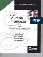 Limba Franceza L2 XII Corint