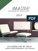 201501 Climastar Radiadores Inerciales 2015