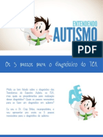 eBook 5 Passos Para Diagnosticar o TEA