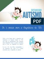 eBook 5 Passos Para Diagnosticar o TEA