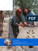 Peace Corps Strategic Plan 2014-2018