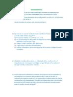 Examenes de Estadistica Descriptiva