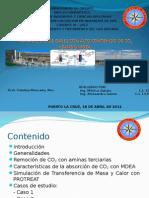 Tratamiento de Gases Usando MDEA Versio 97-2003