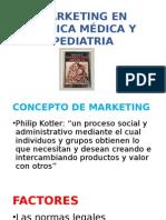 Marketing en Clínica Médica y Pediatria