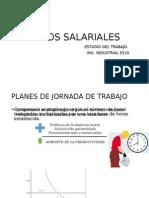 PAGOS SALARIALES Estudio Del Trabajo Equipo 1