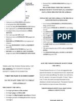 FTHS Brochure