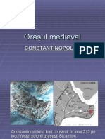 Oraşul Medieval