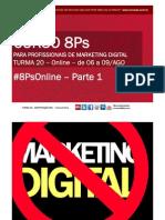8 passos do Marketing digital