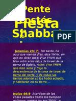 Pentecostes - La Fiesta de Los Shabbats