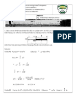 ejercicios mecanica de materiales unidad 1