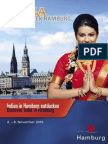 6th INDIA WEEK HAMBURG - programme (2nd - 8th Nov)
