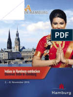 6th INDIA WEEK HAMBURG - programme (2nd - 8th Nov)