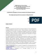 PublicLa planificación estratégica y los nuevos escenarios de la Educación Superioración Revista Kairos 2015