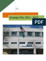 2011 JHC Strategic Plan to Publish Final Version