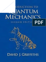 Griffiths D.J. Introduction to Quantum Mechanics 2ed