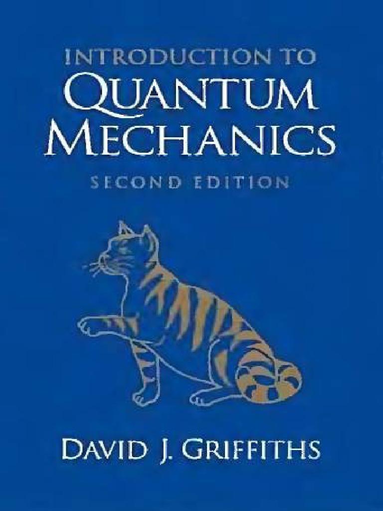download quantum mechanics book by griffith plus correction