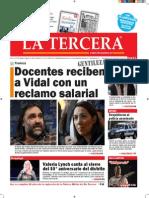 Diario La Tercera 03.11.2015