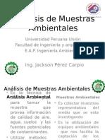 1_ Analisis de Muestras Ambientales