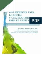 Direita Para o Social e Esquerda Para o Capital Intelectuais Da Nova Pedagogía Da Hegemonia No Brasil (Espanhol)
