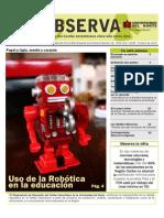 Uso de la Robótica en la educación