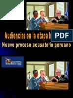 Audiencias en La Etapa Intermedia