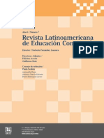 REVISTA LATINOAMERICANA DE EDUCACIÓN COMPARADA