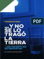 ....y no se lo tragó la tierra / And the Earth did not Devour Him by Tomás Rivera