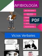 Diapositivas de Anfibiologia