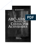 Gestion de Costos ABC de Bendersky