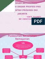 Rancangan Aktualisasi Golongan III Dokter Puskesmas