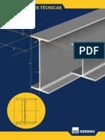Catálogo Técnico Perfis Estruturais