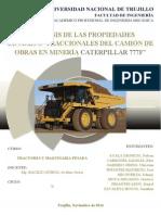 Proyecto Final Tractores y Maquinaria Pesada