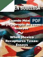 Cuando Mexico Se(apropia) de Texas