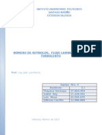 nmerodereynoldsflujolaminaryflujoturbulento-130210204628-phpapp01