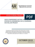 Inspector General Report for Money Wasted in Afghanistan | http://www.thefederalistpapers.org/