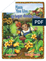 The Place Where You Live / El lugar donde vives By James Luna